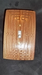 Solid wood light switch cover (COPY) test
